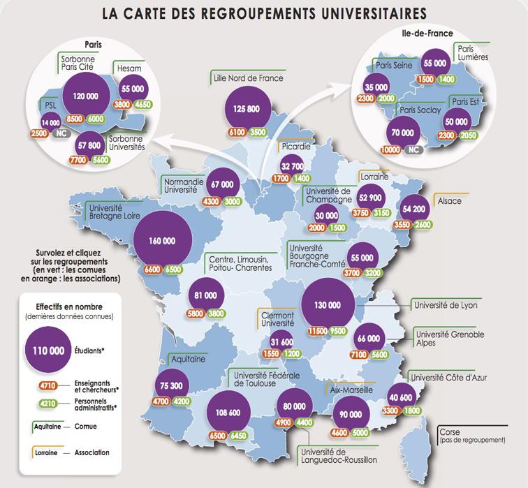 Carte université